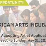 Apply now to participate in the next round of the American Arts Incubator