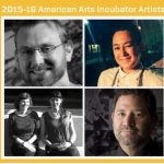 Announcing the American Arts Incubator 2015-16 Artists!