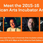 Meet ZERO1's 2015-16 American Arts Incubator Artists