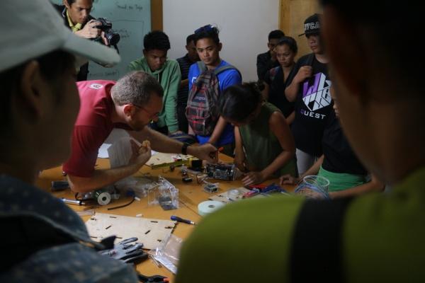 Workshop at Foundation University