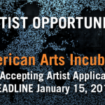 Apply to the 2017-18 American Arts Incubator