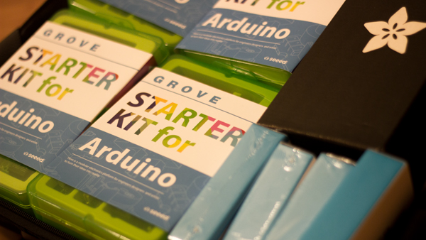Grove Start Kits