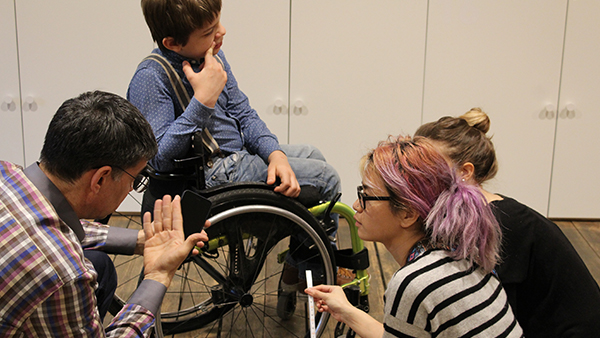 Customizing wheelchairs